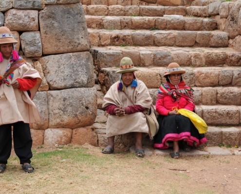 Healer Einar Tyholdt. Tur til Peru. Inkaindianerne.