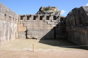 Healer Einar Tyholdt. Tur til Peru. Machu Picchu.