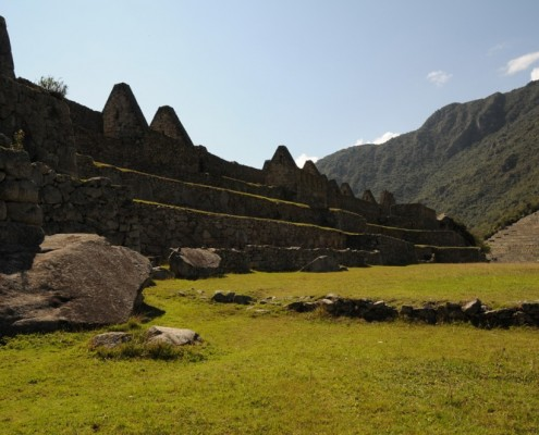 Healer Einar Tyholdt. Tur til Peru.