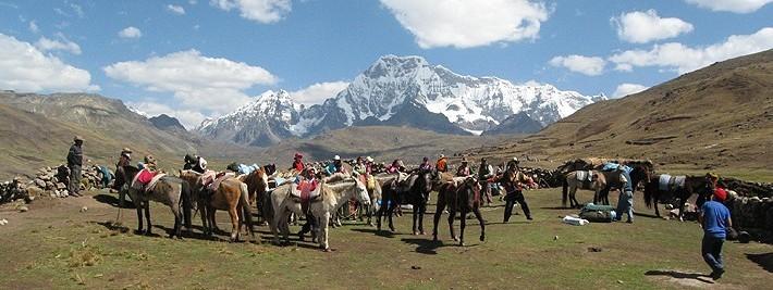 Inkaindianerne. Healer Einar Tyholdt Tur til Peru.