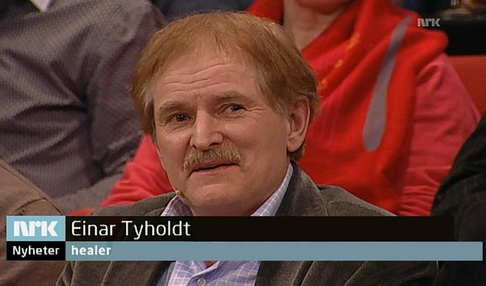 Healer Einar Tyholdt